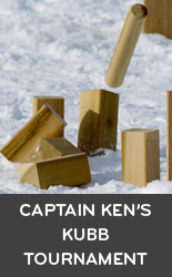 Captain Ken's Kubb Tournament