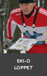 Ski-O Loppet - Orienteering on Skis