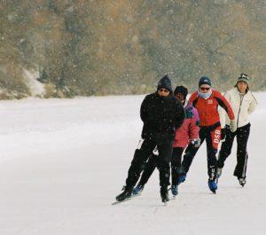 Bemidji Marathon - Photo: Lisa Sjogren