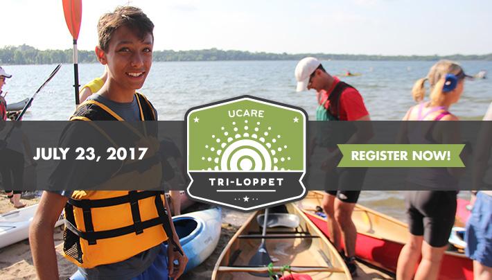 2017 UCare Tri-Loppet - July 23, 2017 - Register Now!