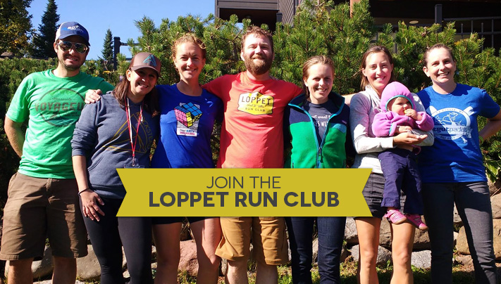 Join the Loppet Run Club