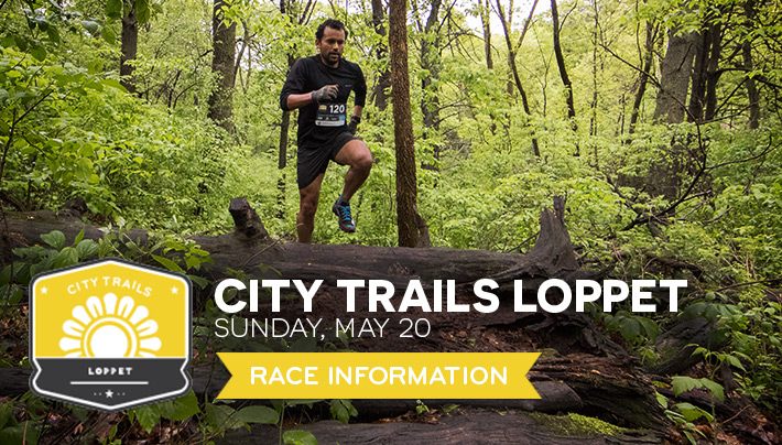2018 City Trails Loppet - Race Information