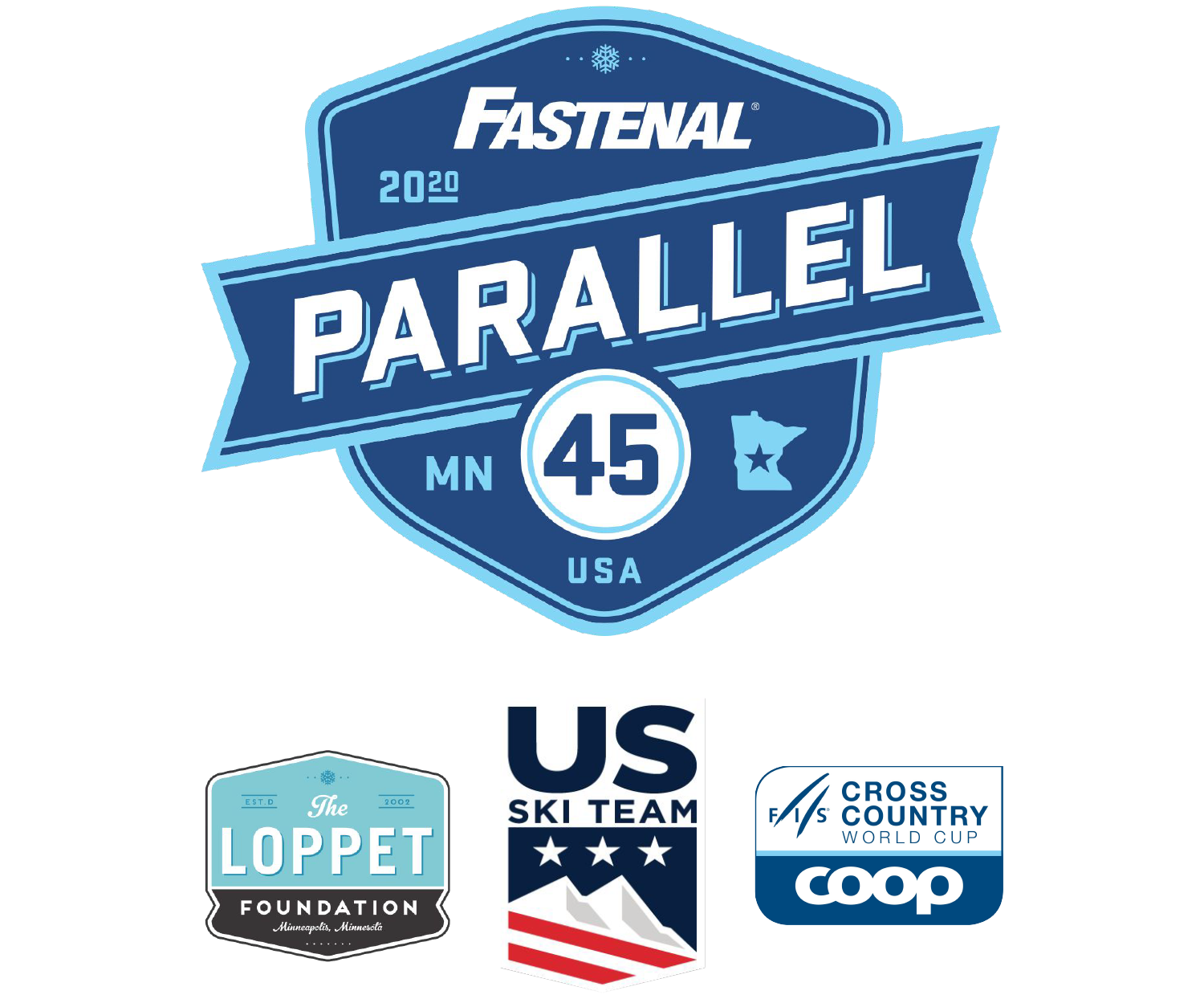 Minneapolis Events March 2020.Fastenal Parallel 45 The Loppet Foundation